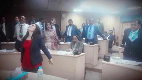 Stress Management Training (1) by Dr. Tahira Rubab Hafeez