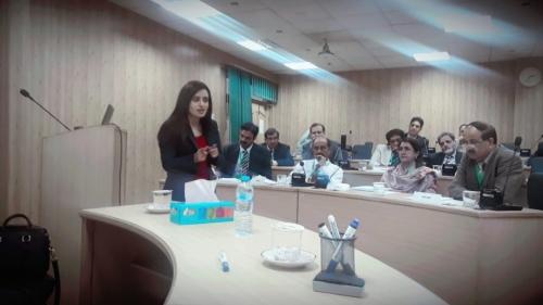 Stress Management Training (3) by Dr. Tahira Rubab Hafeez