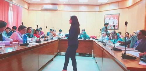 charge of yourself   by Dr. Tahira Rubab Hafeez